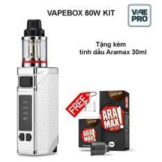 Bộ sản phẩm BOX80 tặng dầu Aramax30ml