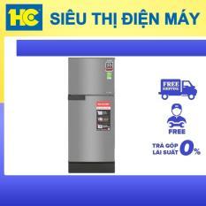 Tủ lạnh Sharp Inverter 150 lít SJ-X176E-SL bạc – Miễn phí vận chuyển & lắp đặt – Bảo hành chính hãng