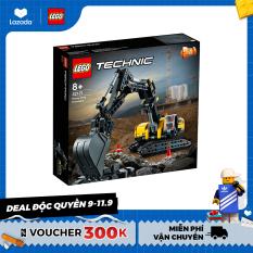 LEGO TECHNIC 42121 Xe Máy Xúc Hạng Nặng ( 569 Chi tiết)