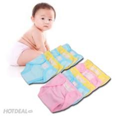 Quần dán bỉm Minh Hoàng cho bé 3-7kg