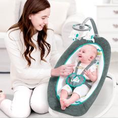 Ghế rung Mastela 6915, Nôi rung chất liệu cao cấp cho bé có thể gập gọn phù hợp cho bé sơ sinh trở lên