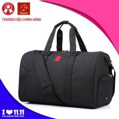 Túi xách du lịch thời trang nam nữ cỡ lớn, có ngăn chứa hành lí lớn, túi xách du lịch thời trang phong cách hàn quốc cao cấp cỡ lớn Glado TBG001