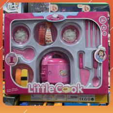 Đồ Chơi Noel – Nhà Bếp Làm Sushi – Đồ Chơi Trẻ Em Toy Mart