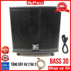Loa sub điện bass 30 B3 BS797, 300W, đánh cực căng, tiếng ấm-Loa siêu trầm b3 giá rẻ ( tặng dây AV 39K )
