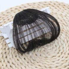 Tóc Mái Thưa Hàn Quốc – Màu Đen ( không mai)