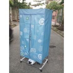 Tủ sấy máy sấy quần áo điều khiển từ xa Bảo Hành 12 tháng..