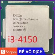 Bộ Xử Lý CPU Core i3 4160 Socket 1150