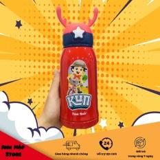 Bình nước Kun giữ nhiệt inox 304 siêu xịn an toàn cho bé