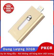 Bộ Nhớ Ngoài 32GB Mini Giá Tốt, Hỗ Trợ Mở Rộng Dung Lượng Khẩn cấp, Thiết Kế Sang Trọng Cho Iphone, iPad, Android Memory USB