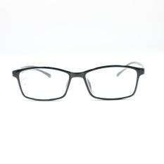 Kính cận thời trang Wide Vision 6022 từ -0.50 đến – 8.00 độ màu đen bóng- kính đã có độ