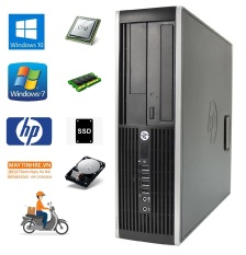 Máy Tính HP Compaq DC 6300 Pro Cấu Hình Khách Tự Chọn, Hàng nhập khẩu, chưa bao gồm phím chuột và màn hình