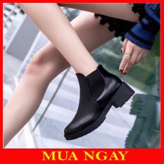 Boot Nữ Cổ Chun Cao Cấp BT1