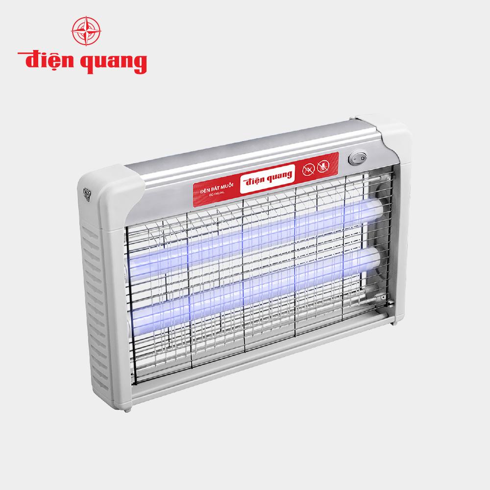 Đèn bắt muỗi Điện Quang ĐQ EML06L (380x65x250mm)