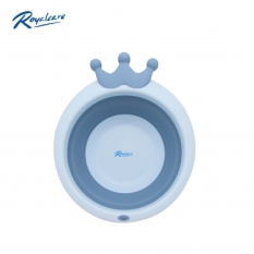 Chậu Rửa Mặt Gập Gọn Hình Vương Miện Sang Chảnh Cho Bé Royalcare 8927