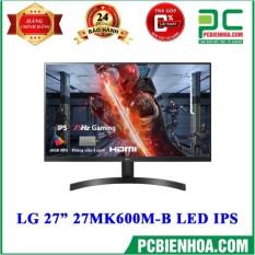 Màn Hình LG 27MK600M-B 27in 75Hz FullHD LED IPS