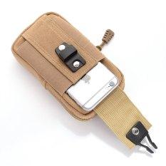 [HOT] túi đeo thắt lưng, Túi đeo hông, chất liệu vải bố chống nước tiện dụng có ngăn để điện thoại (JBYD) Hamigrend