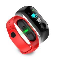 [Chuẩn Nhập] Vòng đeo tay thông minh Smart Band M3 Đo Nhịp Tim kết nối Bluetooth.Đồng hồ Thông Minh Chống Nước Vòng Tay Đồng Hồ Dây Đeo Tay Tập Thể Thao, Vòng Theo Dõi Sức khỏe, Vòng Theo dõi vận động, Chống thấm nước ipx5