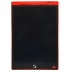 Fahasa – Bảng Vẽ Điện Tử Thông Minh Tự Xoá – Size 12 inch – Màu Đỏ