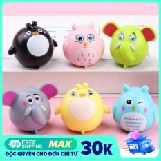 Đồ chơi trẻ em con vật chạy đà siêu dễ thương chất liệu nhựa ABS cao cấp cho bé- Sochu Kids – Giới hạn 1 sản phẩm/khách hàng