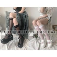 Tất bắp chân cosplay lolita phong cách gothic tất cosplay ( hàng quảng châu )