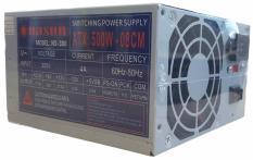 Nguồn máy tính fan 8cm Nasun NS-300 kèm dây nguồn