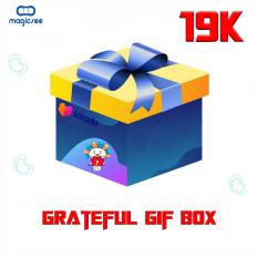 Hộp quà tặng Magicsee Grateful Gif Box
