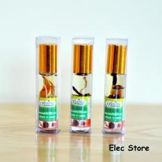 3 chai Dầu gió thảo dược Green Herb oil Thailand 8ml (2017)