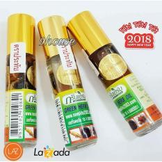 5 dầu Nhân sâm Green Herb Oil (Mới Nhất) của Thái Lan