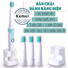Bàn chải đánh răng điện KEMEI KM-907