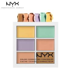 Bảng Che Khuyết Điểm, Tạo Khối, Tạo Sáng NYX Professional Makeup Conceal.Correct.Contour 3CP04 1.5g