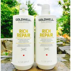 Bảo vệ tóc Goldwell Rich Repair 1000ml
