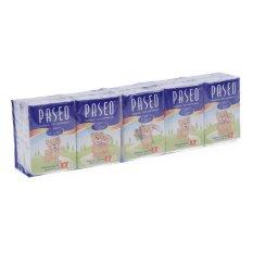 Giá Bộ 10 gói khăn giấy bỏ túi Paseo 8 tờ