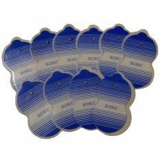 Bộ 10 miếng dán máy massage xung điện (sku 158a)