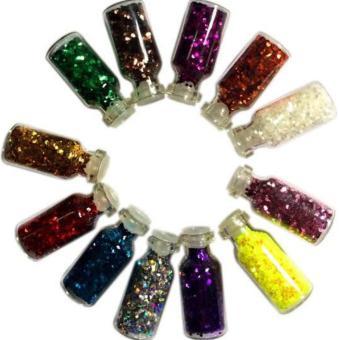Cập Nhật Giá Bộ 12 hộp kim tuyến tạo mẫu nail