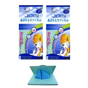 Bộ 2 gói giấy thấm dầu Jomi Oil Clear Film