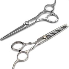 bộ 2 kéo cắt và tỉa tóc giamuatot