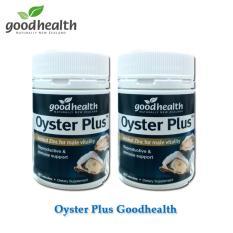 Bộ 2 lọ tinh chất hàu Oyster Plus – tăng cường chất lượng tinh trùng