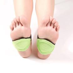 Bộ 2 Miếng Đệm Lót Chân Massage Chân Giảm Đau Chân Tăng Cường Tuần Hoàn Máu Strutz Cushioned