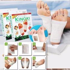 Bộ 20 miếng dán giải độc massage chân Kinoki cao cấp ( Có clip ) – Huy Tưởng