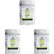 Bộ 3 túi bột Gelatinized Maca hữu cơ Hola Andina 200g