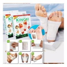 Bộ 5 miếng dán giải độc massage chân cao cấp – Huy Tưởng