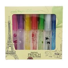 Nơi mua Bộ 7 chai nước hoa cây bút nữ Fantasy French N27 8ml