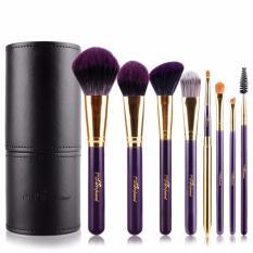 Bộ cọ cá nhân cao cấp 8 cây MSQ Piece Violet Brush Kit