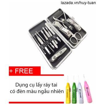 Bộ dụng cụ làm đẹp móng 12 món + free lấy ráy tai có đèn ( Màu ngẫunhiên ) - 8196684 , HU276HBAA2XEIBVNAMZ-5061223 , 224_HU276HBAA2XEIBVNAMZ-5061223 , 99000 , Bo-dung-cu-lam-dep-mong-12-mon-free-lay-ray-tai-co-den-Mau-ngaunhien--224_HU276HBAA2XEIBVNAMZ-5061223 , lazada.vn , Bộ dụng cụ làm đẹp móng 12 món + free lấy ráy tai có