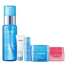 Bộ dưỡng ẩm và làm sạch da Laneige Skin Essentials Kit