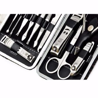 Bộ kìm cắt móng tay 12 món