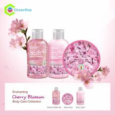 Bộ quà dưỡng da Kustie Best Partner 100mlx3 Blossom (Hoa Đào) – MPA073-M0181