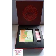 Bộ quà tặng Ecosy : Phấn nước CC collagen Ecosy và son tint collagen Ecosy lipstick