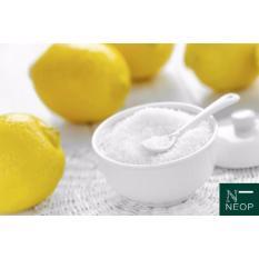 Bột Citric Acid NEOP 30g – Chiết Xuất từ Chanh (Úc) – Tẩy Tế Bào Chết và Làm Mặt Nạ Trắng Da