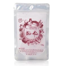 Vì sao mua Bột Collagen hoa hồng Bảo Hân 100g